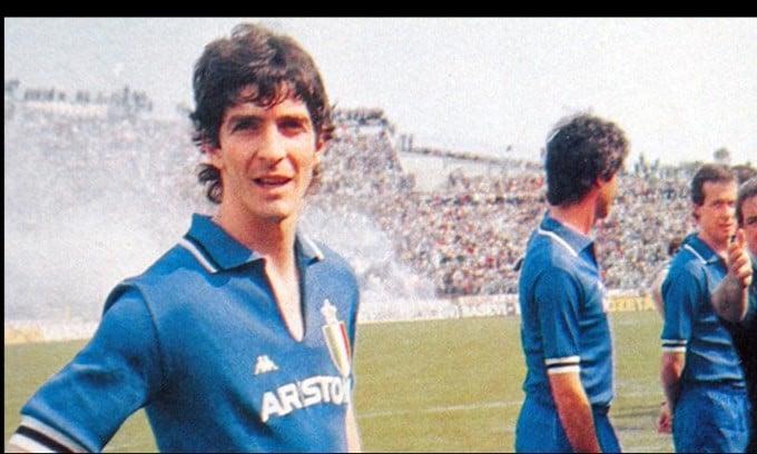 Il calcio piange la scomparsa di Paolo Rossi