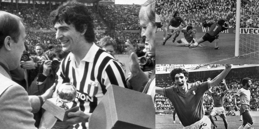 Addio a Paolo Rossi. Dall'exploit al Vicenza fino alla Juve: una carriera straordinaria