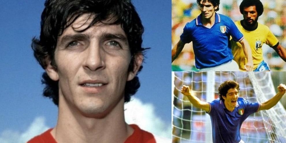 Paolo Rossi, il ricordo sui social di sportivi, vip e politici