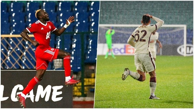 Il Cska batte la Roma: gol e gioia super per il baby Milanese