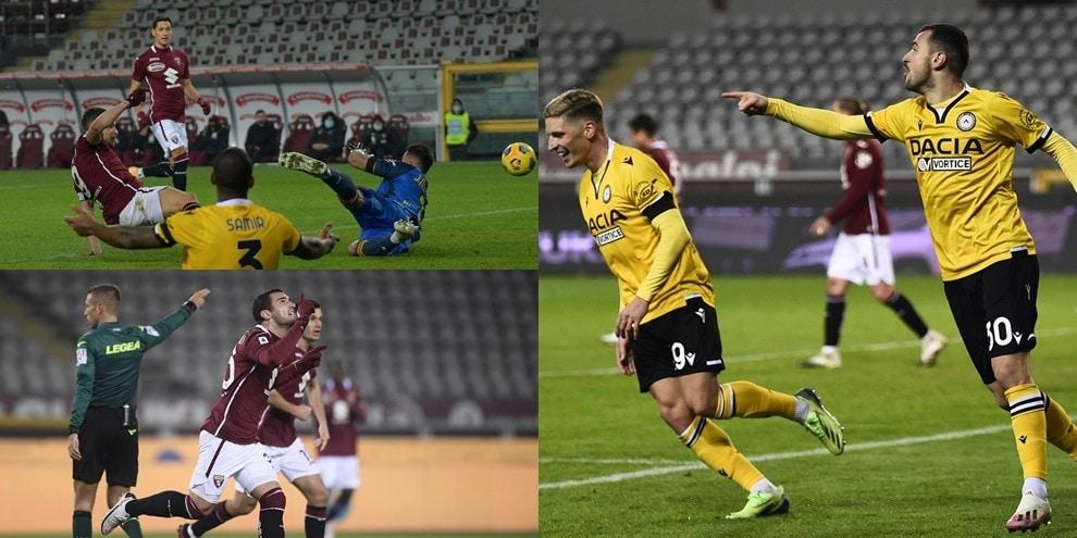 Belotti e Bonazzoli illudono Giampaolo, Nestorovski beffa il Torino