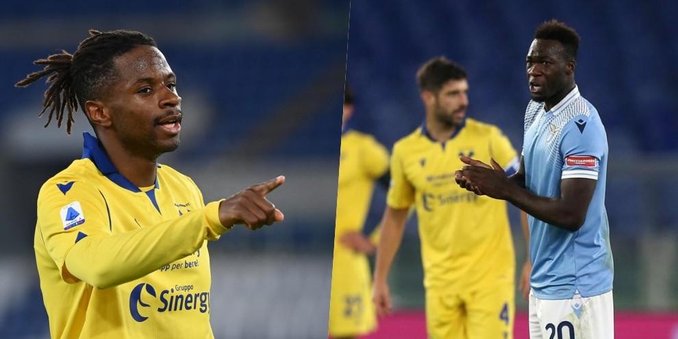 Lazio ko all'Olimpico: il Verona fa festa 2-1