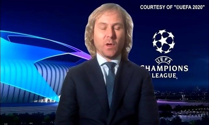 """Nedved: """"Affrontiamo il Porto come fatto con il Barca"""""""