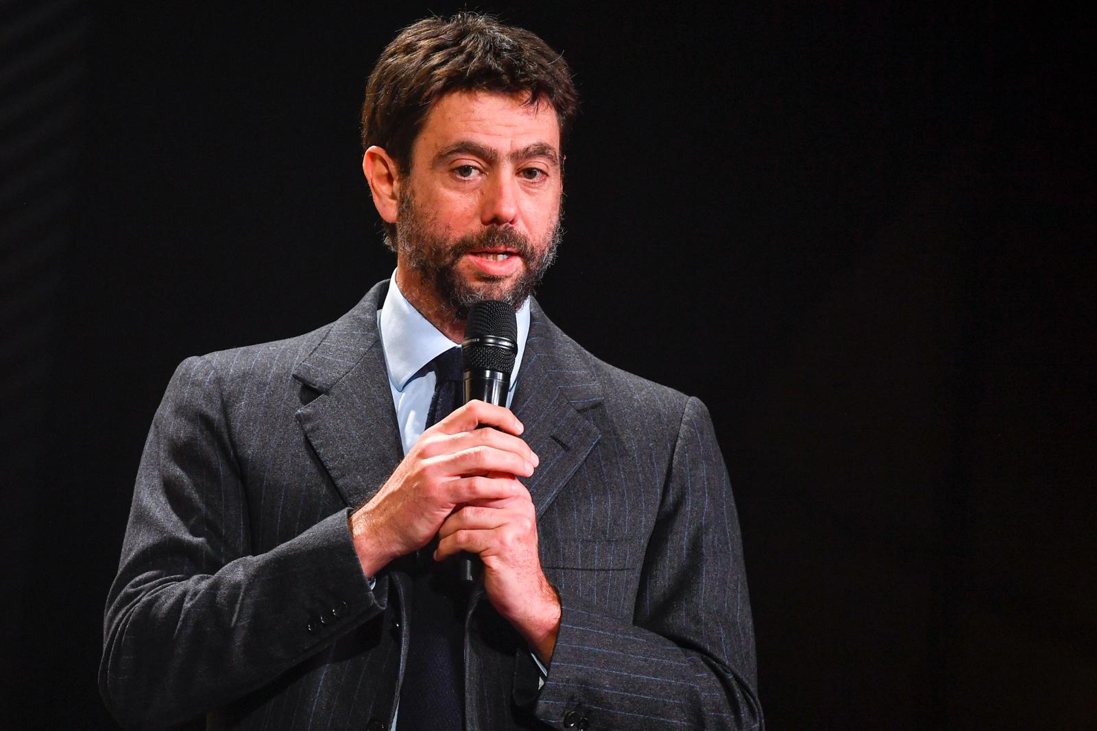 """Agnelli dopo Juve-Napoli: """"Vinciamo da dieci anni di fila"""" - Tuttosport"""