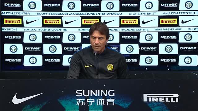 """Inter, Conte e la negatività: """"Devo trovare una via di mezzo"""""""