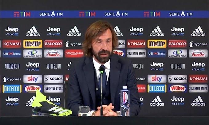 """Pirlo: """"Arrabbiato con Morata"""""""