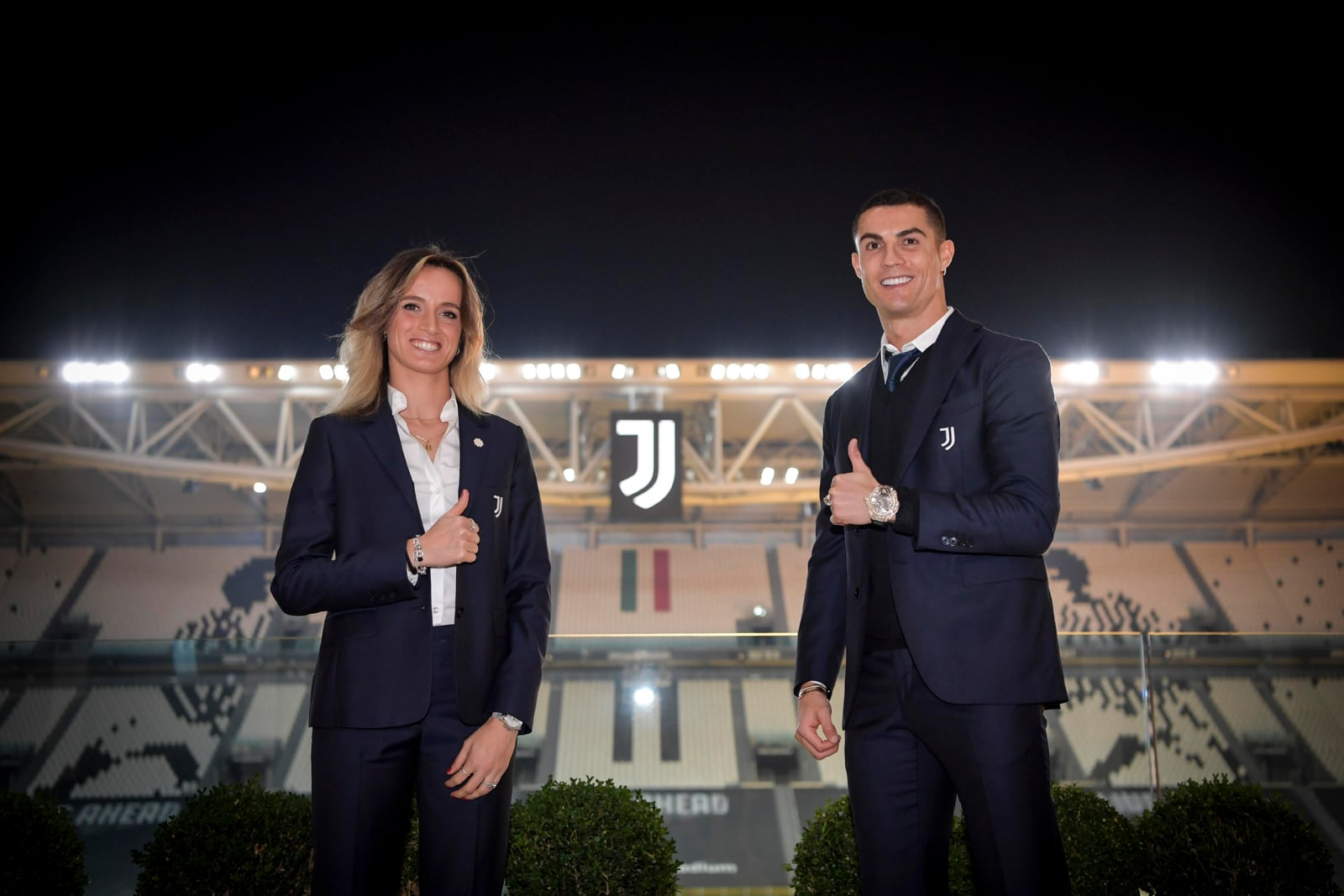 Juve, CR7 e Bonansea nelle top 11 dei Fifa Awards 2020
