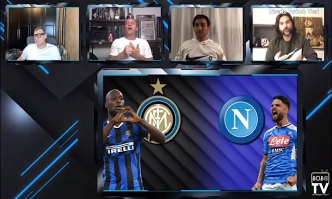 """Cassano attacca Conte: """"L'Inter non è una grande squadra"""""""
