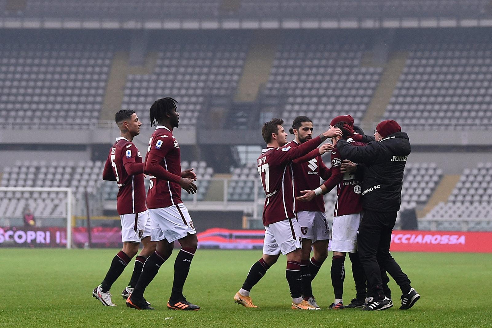 Il Torino si accontenta del pari: 1-1 con il Bologna, Verdi non basta