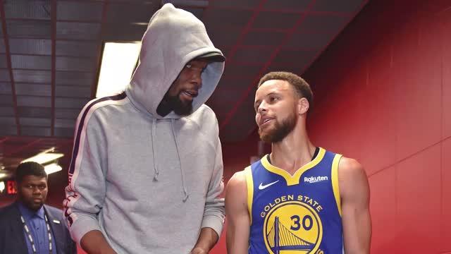 Warriors vs Nets - Torna l'NBA e tornano Durant e Curry!