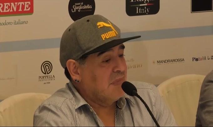 Niente alcol e droghe nel corpo di Maradona