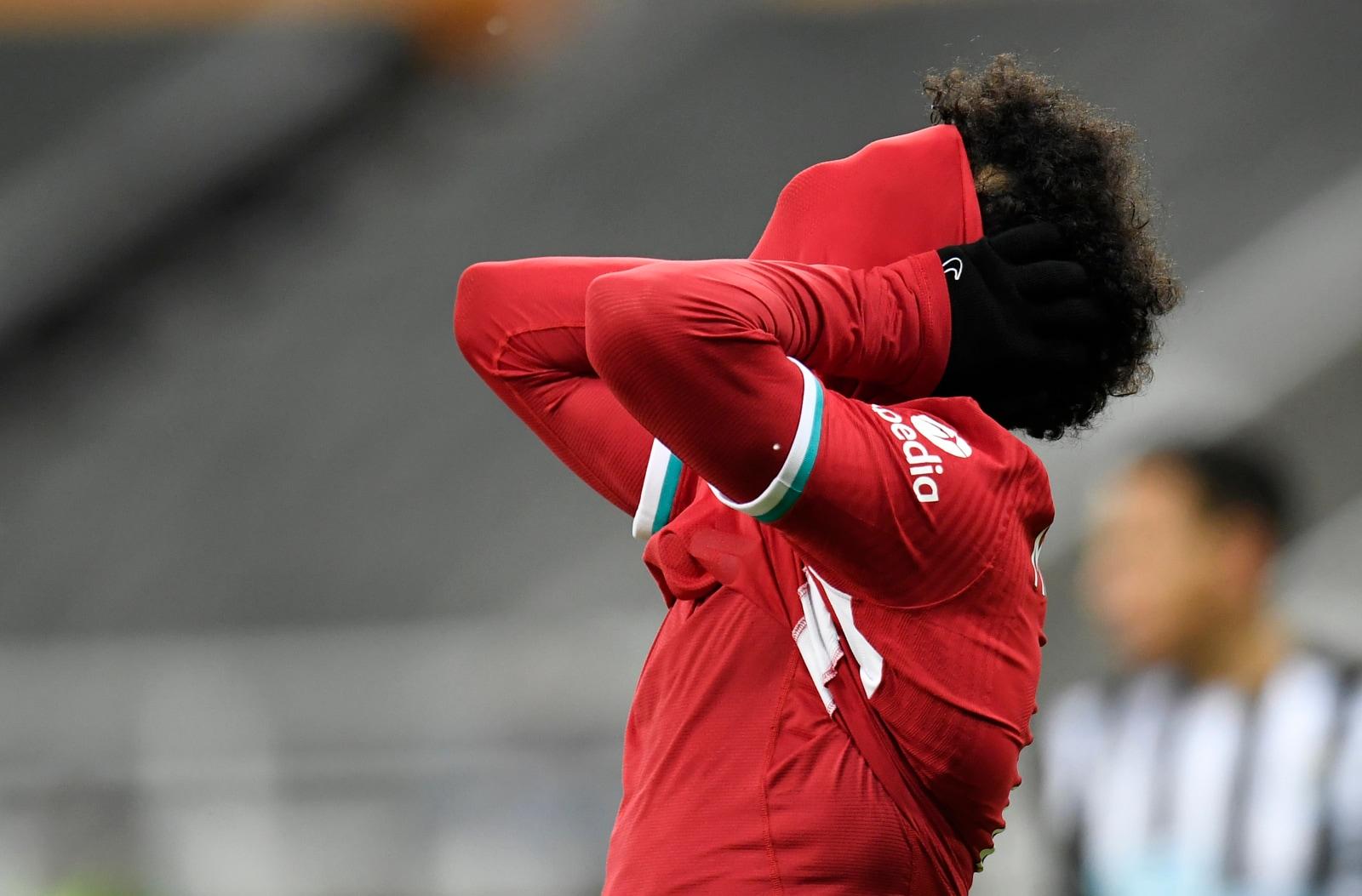 Salah stregato da Darlow: il Liverpool frena a Newcastle