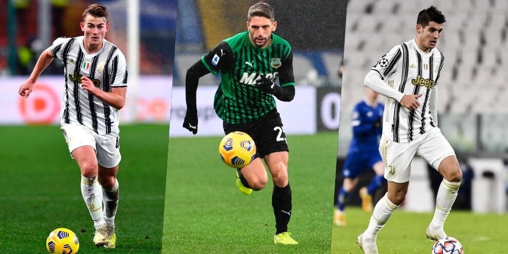 Da Morata a De Ligt: ecco i calciatori di Serie A con più crescita di valore di mercato