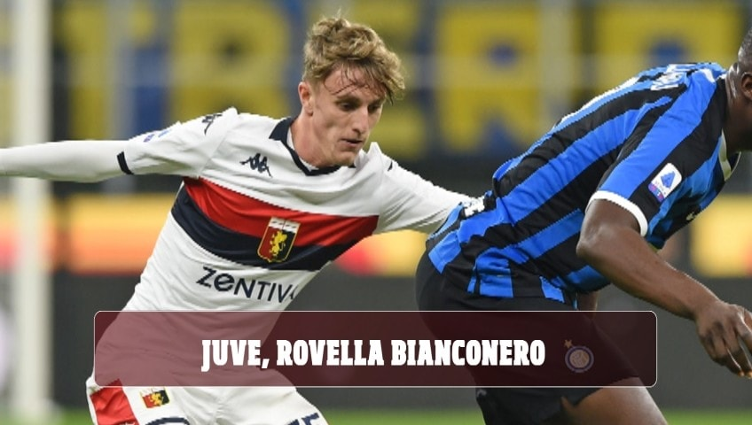 Juve, Rovella bianconero: al Genoa va Portanova
