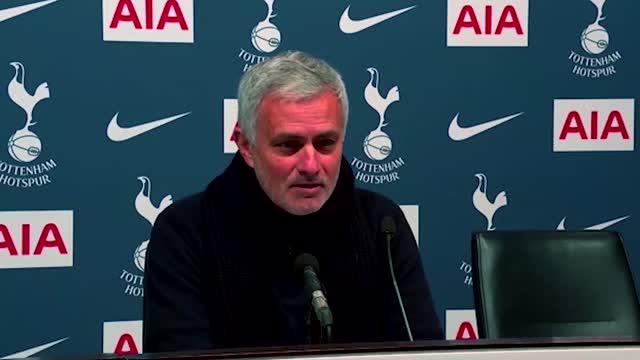 """Mourinho: """"La festa di Lamela, Lo Celso e Reguilon? Sono deluso"""""""