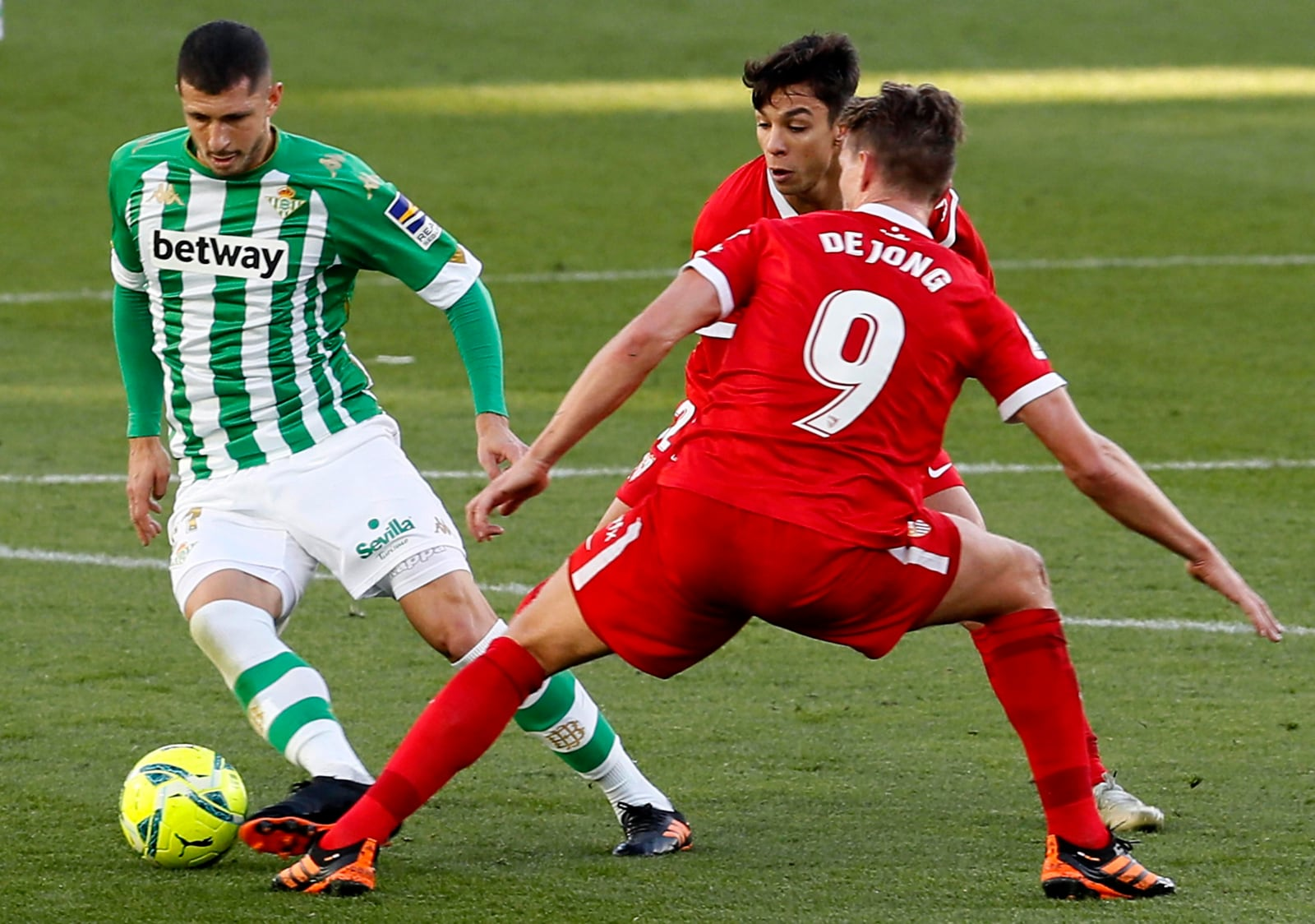 Sevilla Villarreal