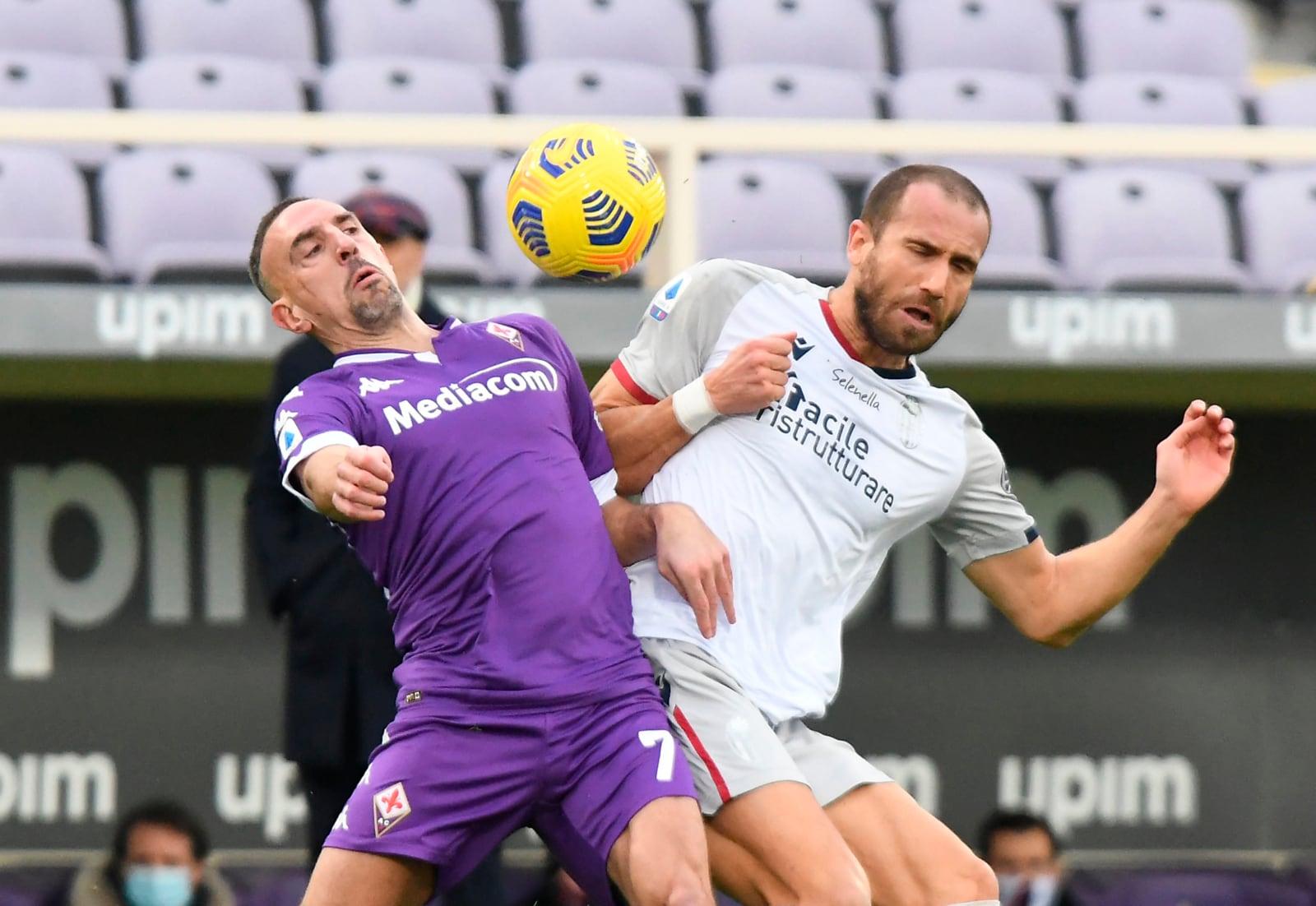 Fiorentina-Bologna termina a rete inviolate