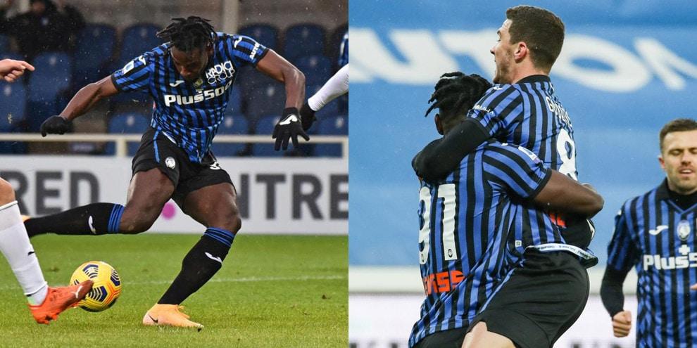 Zapata e l'Atalanta demoliscono il Sassuolo 5-1!