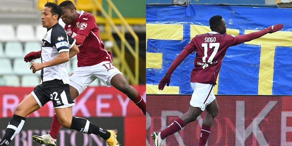 Il Torino si rianima a Parma: seconda vittoria in campionato
