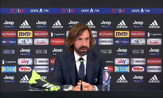 """Pirlo: """"Morata con il Milan? É da valutare"""""""
