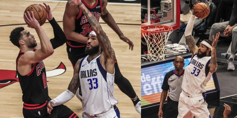 Nba, Chicago batte Dallas 118-108: pesa l'assenza di Doncic