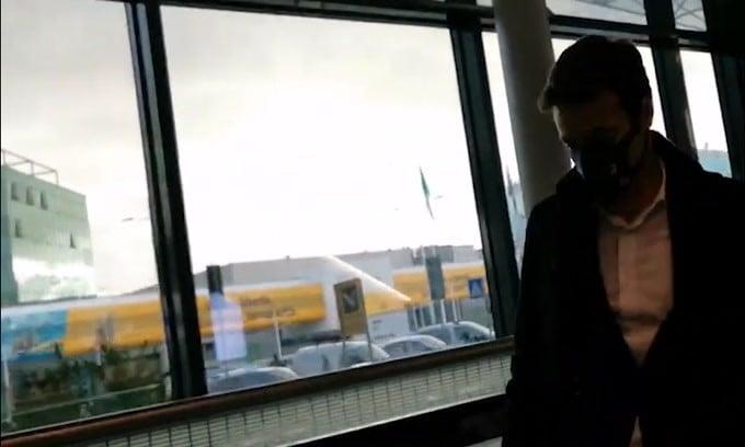 Roma: Tiago Pinto è sbarcato nella capitale