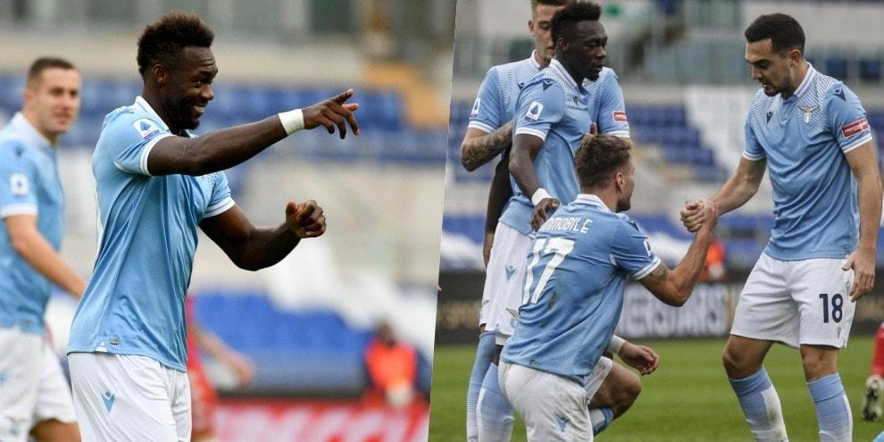 Lazio nel segno di Caicedo e Immobile: Vlahovic non basta alla Fiorentina