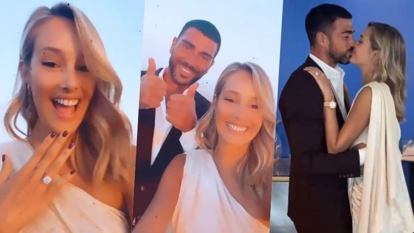 Viky Varga e Graziano Pellè presto sposi: proposta di matrimonio da sogno a Dubai!