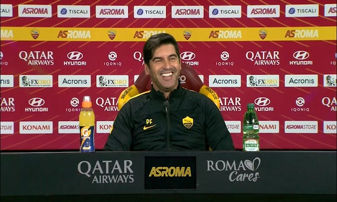 """Fonseca scherza: """"Grazie a Conte per aver rifiutato la Roma? Ci parlerò..."""""""