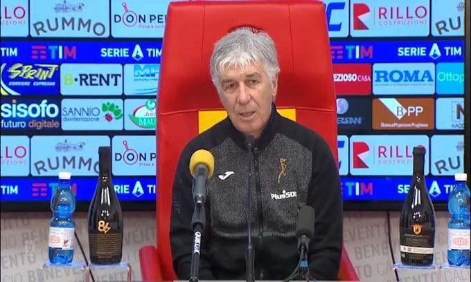 """Gasperini: """"Finalmente siamo entrati nel campionato"""""""