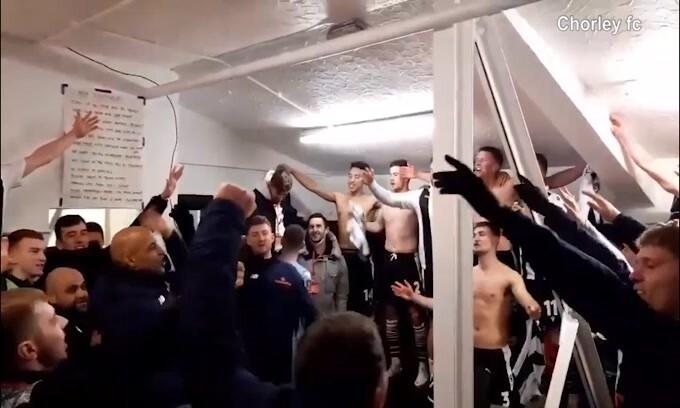 Magia da Fa Cup: lo Chorley elimina il Derby e canta negli spogliatoi