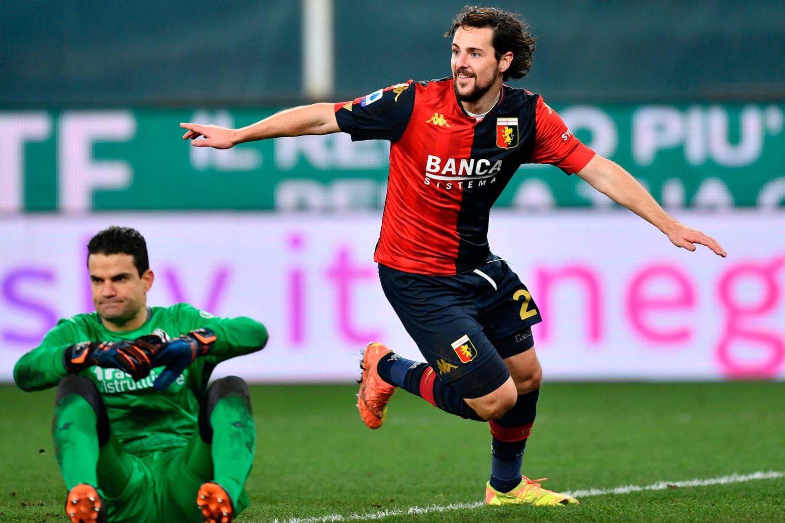 Bologna ko a Marassi: Zajc e Destro rilanciano il Genoa