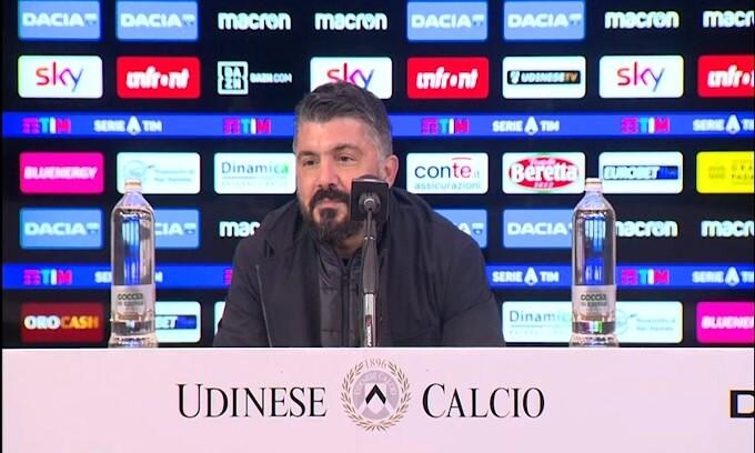 """Gattuso: """"Dobbiamo essere cattivi"""""""