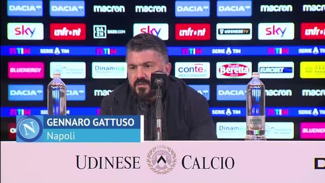 """Gattuso: """"Noi bravi ma anche fortunati. Ci manca un po' di cattiveria"""""""