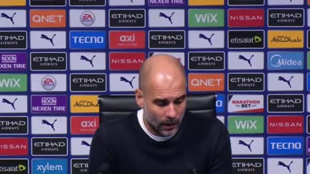 """Guardiola: """"Aguero negativo, ma resta in isolamento"""""""