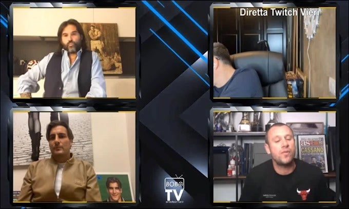 """Cassano show: """"Se Conte non vince se ne deve andare via"""""""