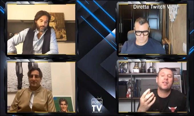 """Cassano: """"A Roma si vive solo per il derby"""""""