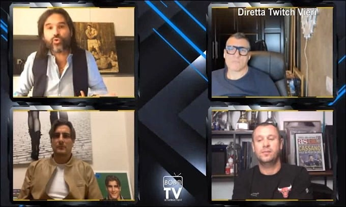 """Cassano: """"Il miglior calcio negli ultimi 20 anni è stato fatto da Sarri"""""""