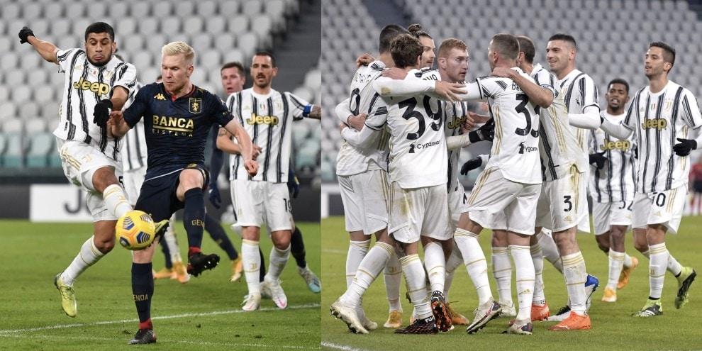 Rafia, esordio e gol: la Juve vola ai quarti di Coppa Italia!