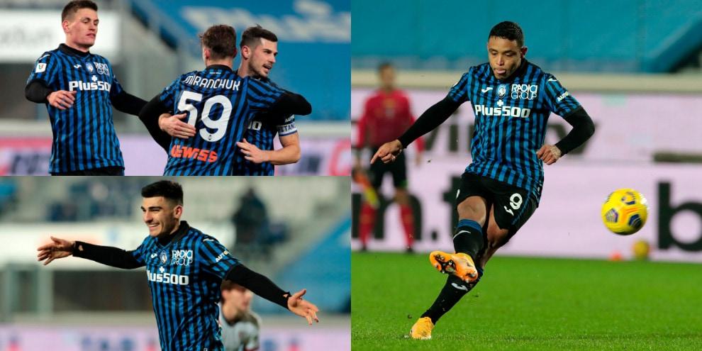 L'Atalanta non si ferma più! Batte il Cagliari e vola ai quarti di Coppa Italia