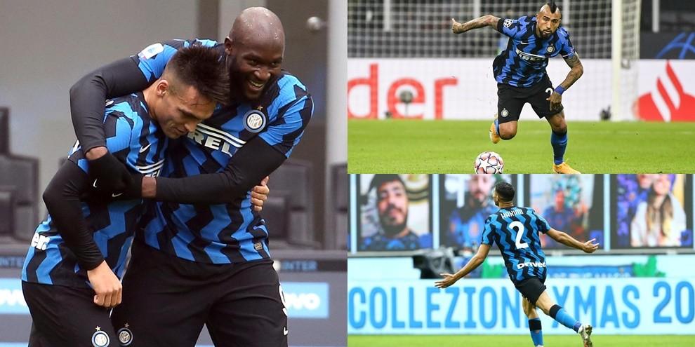Inter-Juve: la probabile formazione di Conte