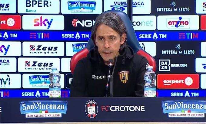 """Filippo Inzaghi: """"Bisogna svegliarsi"""""""