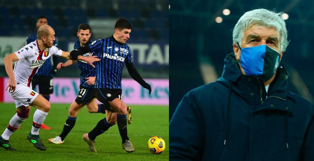 L'Atalanta non sfonda, 0-0 con il Genoa: si ferma Gasperini