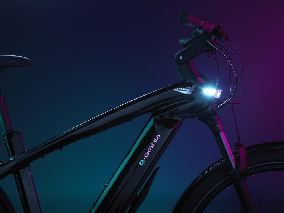 Bianchi, nella mobilità futura con le biciclette e-Omnia