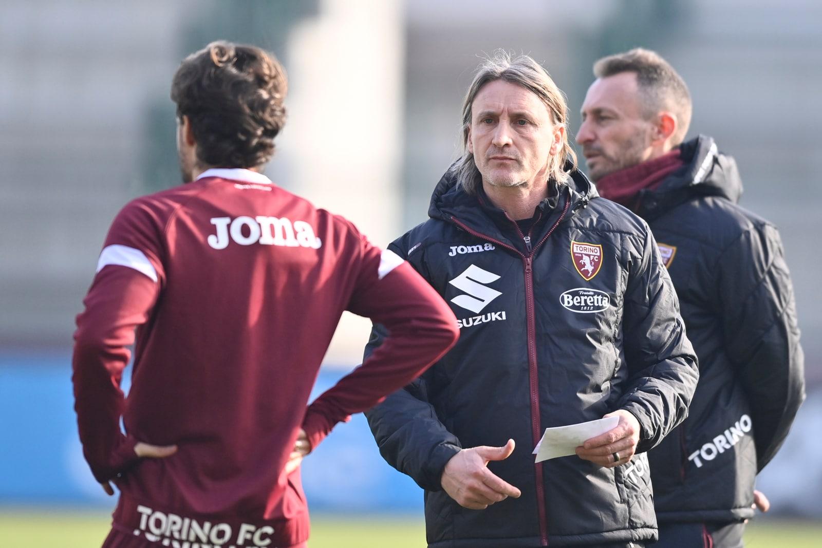 Nicola striglia il Torino: ecco il primo allenamento