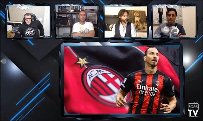 """Vieri: """"Il Milan gioca da squadra"""""""