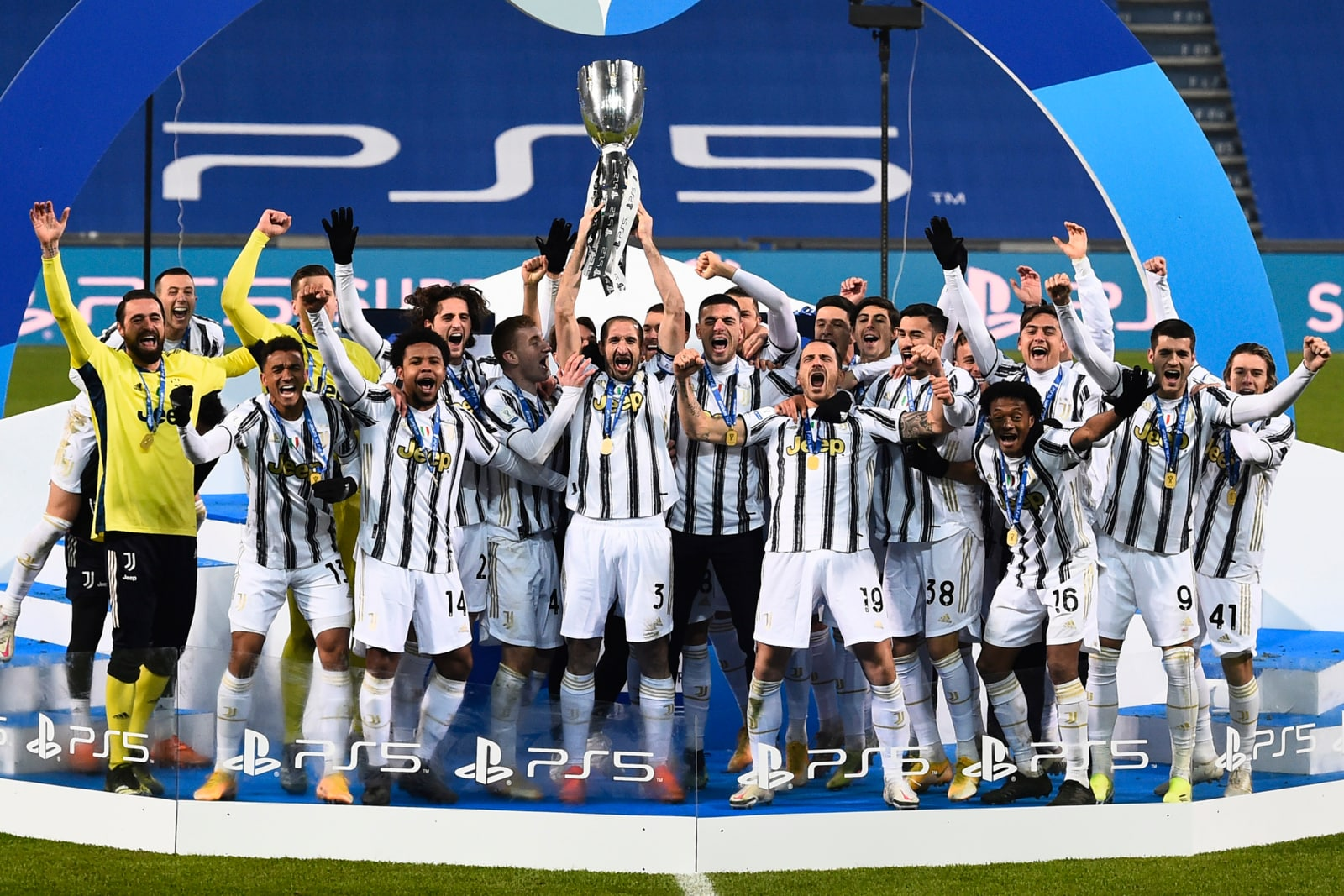 Supercoppa Juve-Napoli, le pagelle: finalmente Arthur!
