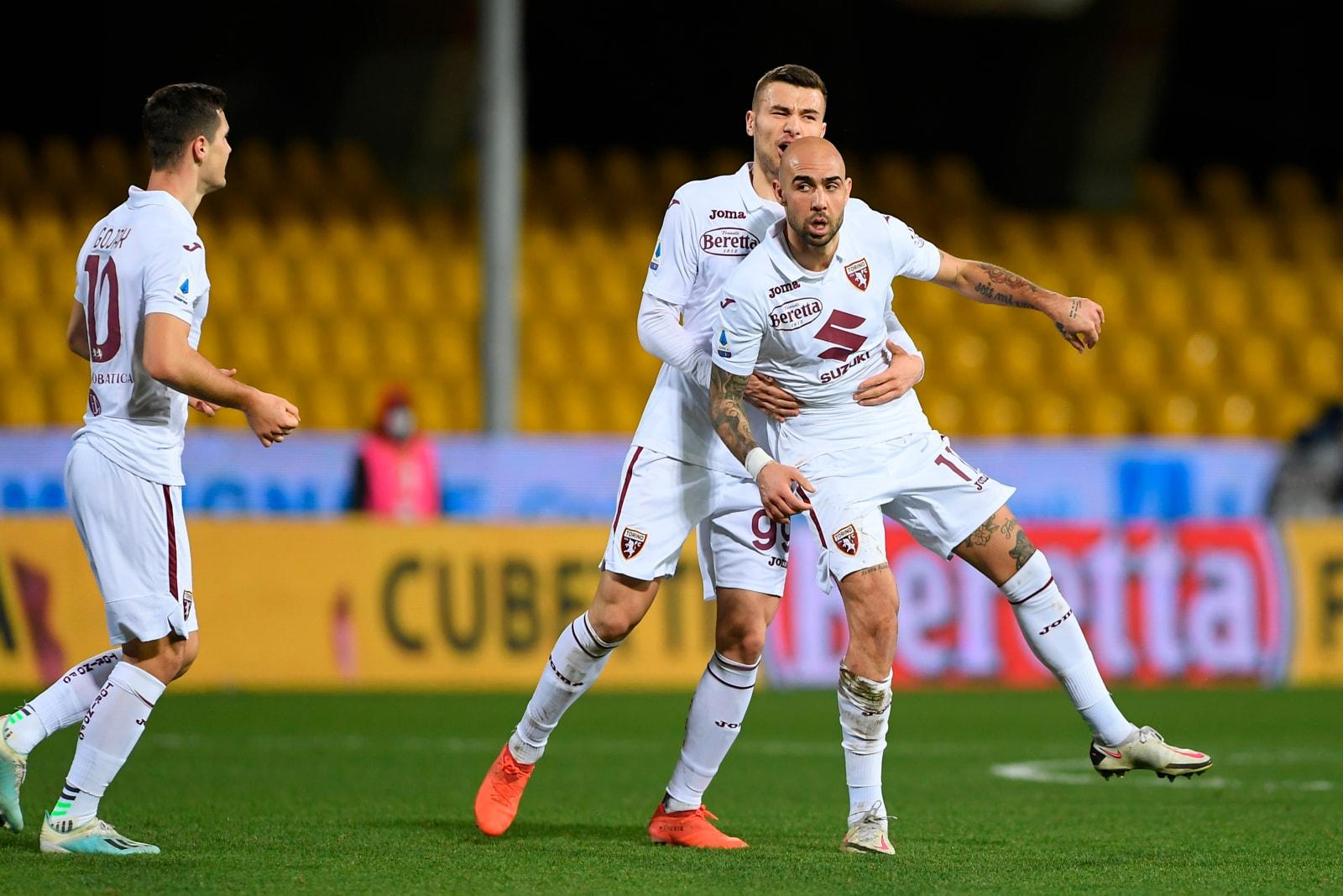Zaza show salva il Torino: 2-2 all'esordio per Nicola contro il Benevento