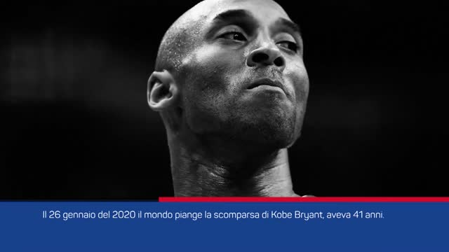 Un anno senza Kobe Bryant