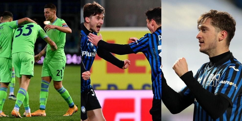 Atalanta corsara nel segno di Miranchuk: Lazio battuta 3-2